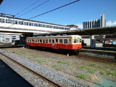 小湊鉄道・キハ200型気動車