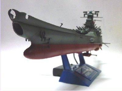 1/700宇宙戦艦ヤマトプラモデル