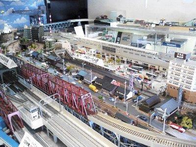 横須賀のレンタルレイアウト・アーク