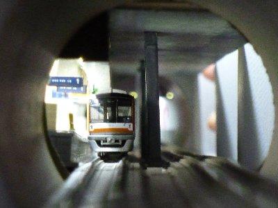 地下鉄レイアウト