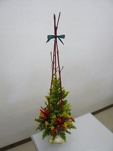 20081104 クリスマスアレンジ