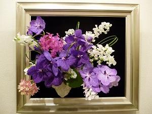 額の花(2012.2.19)
