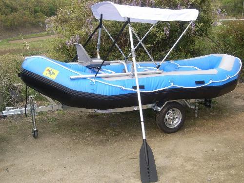 ボートフル装備