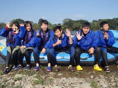 川遊び楽しかったね!