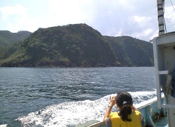 海上ドライブ1