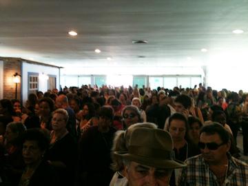 Brasil EXPOMINASエントランスゲート