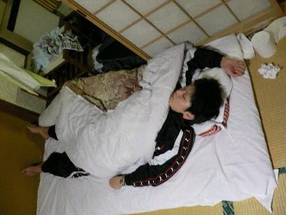 おやすみたぁ〜いむ☆