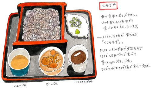 蕎麦 イラスト