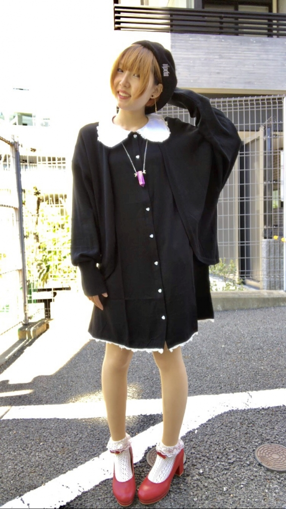 DISTURBIA CLOTHING Courtney Collared Dress公式通販サイト