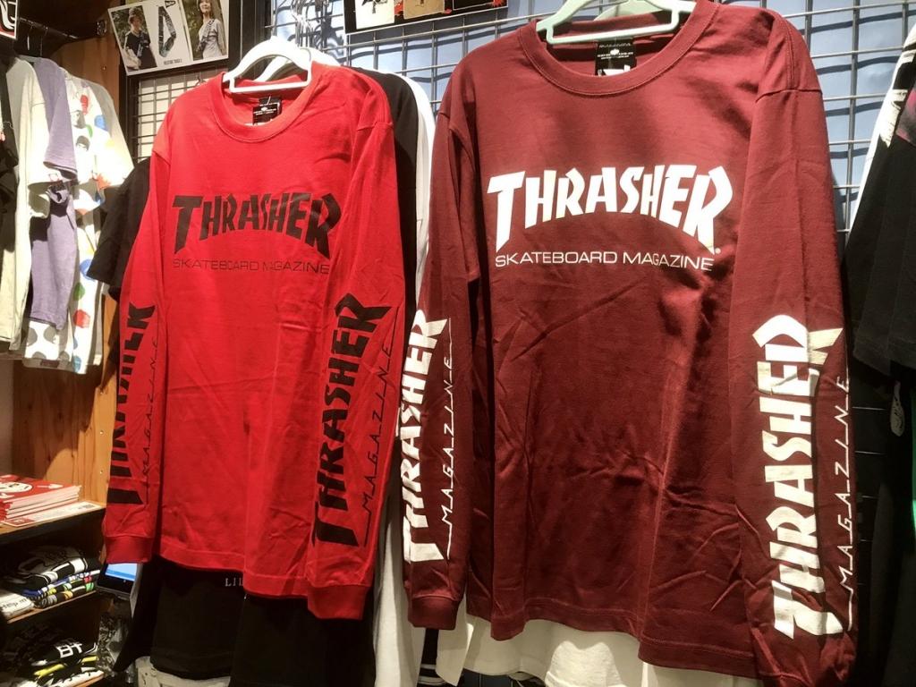 THRASHER(スラッシャー)公式通販サイト