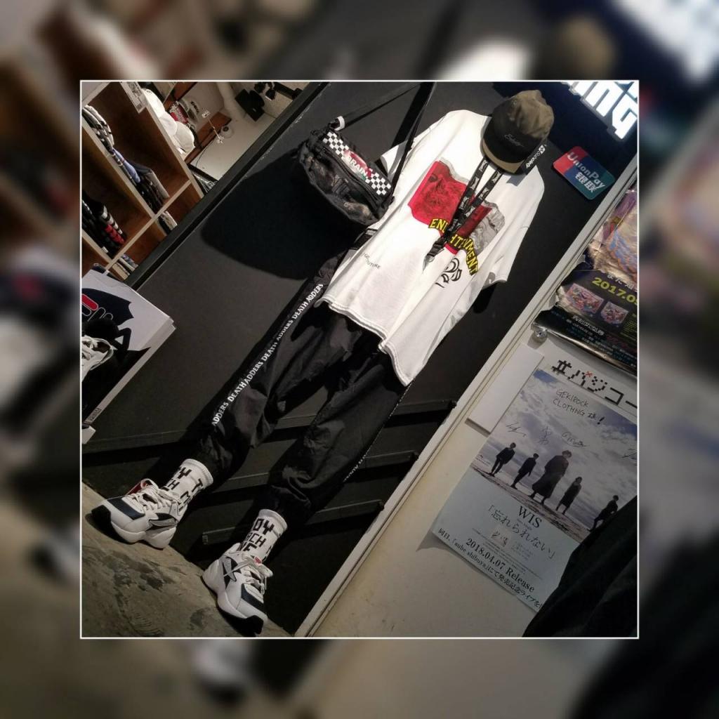18年05月の記事 ロックファッションな日々 Gekirock Clothing Blog