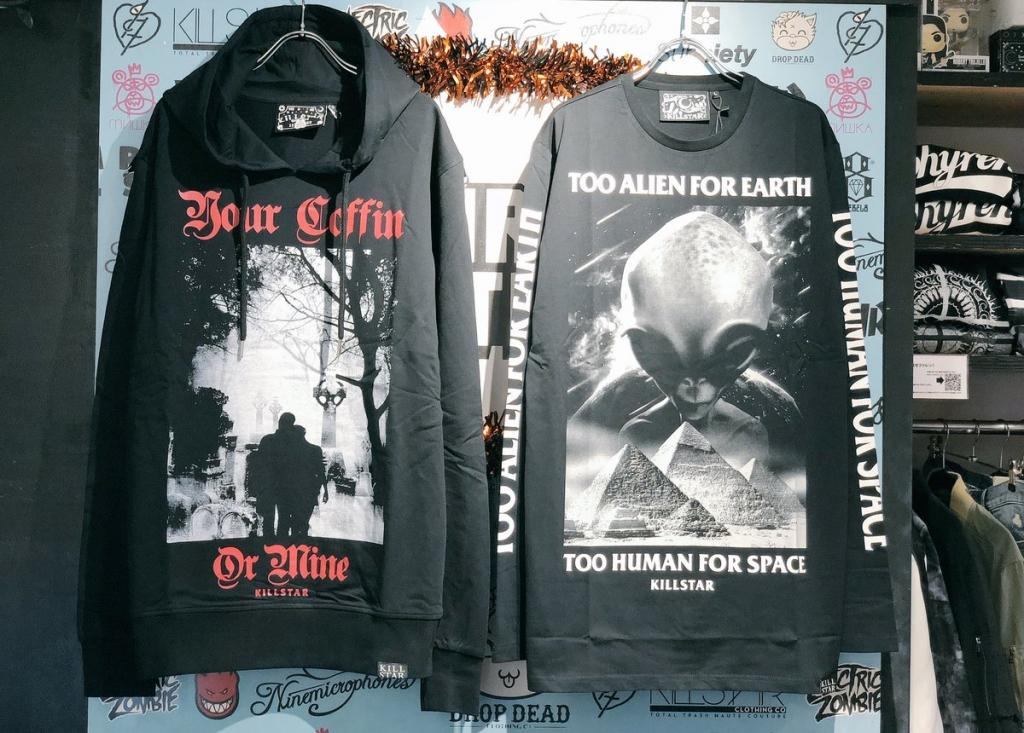 KILL STAR CLOTHING