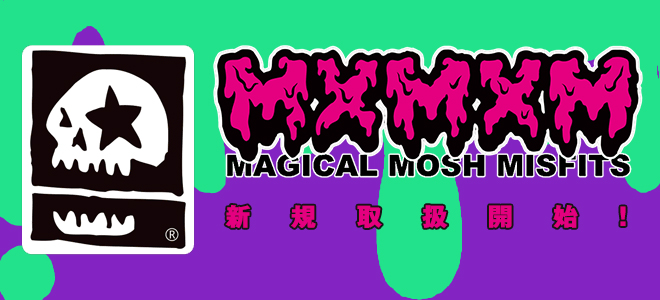 MAGICAL MOSH MISFITS公式通販サイト