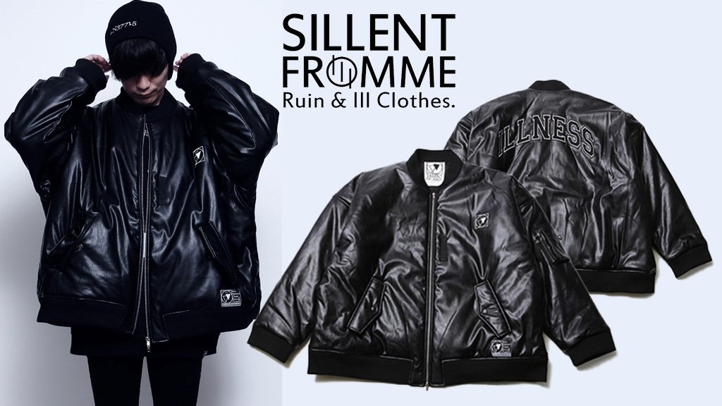 SILLENT FROM ME公式通販サイト