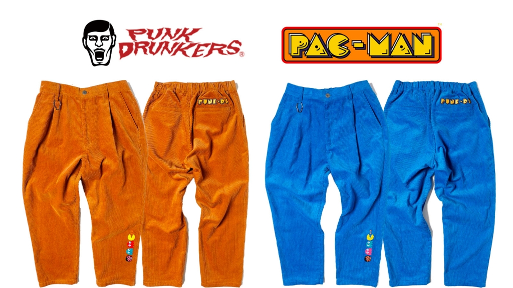 PUNK DRUNKERS PAC-MAN