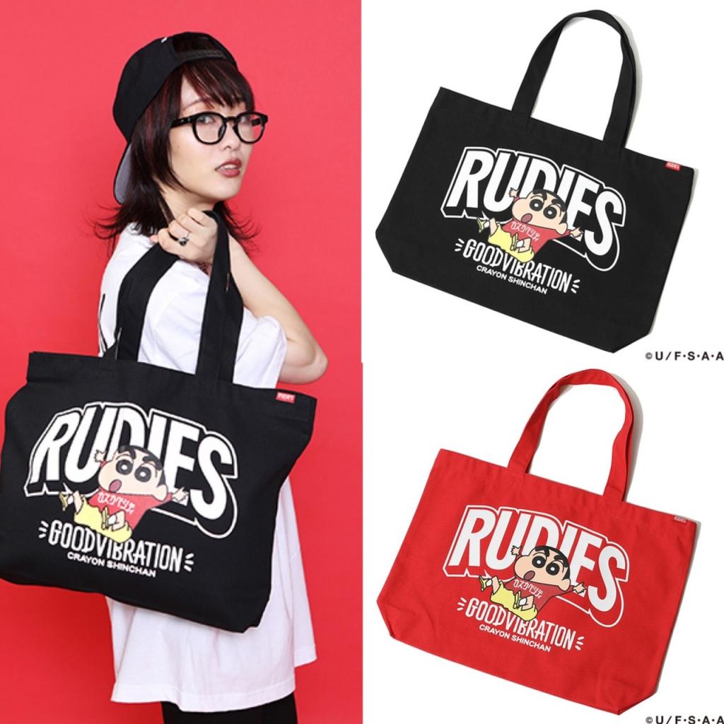 RUDIE'S (ルーディーズ) ×クレヨンしんちゃん