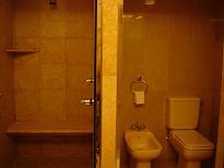 hotel arts bathroom