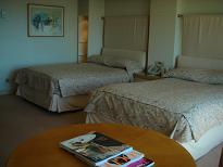 ホテル・アーツ部屋