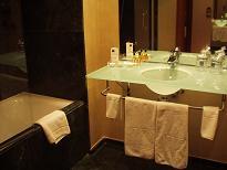 Tryp Palma, Bathroom