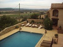 ビスバルに近いホテルHotel Castell d'Emporda