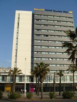 ホテル・バルセロ・アテネア・マル Hotel Barcelo Atenea Mar
