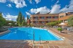 グラナダのホテルHOTEL LOS ALIXARES