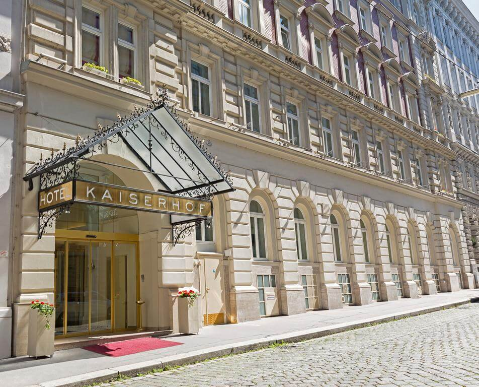 Hotel Kaiserhof Wien (ホテル カイザーホフ ウィーン)Pictures by Booking.com)