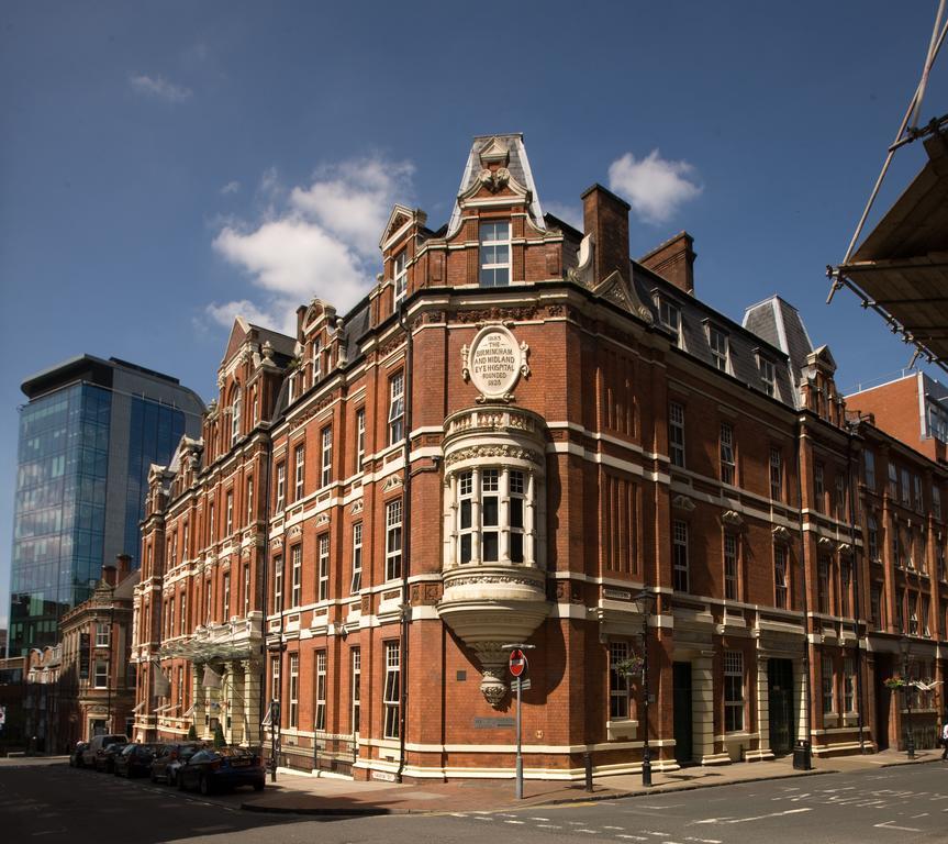ホテル デュヴァン バーミンガム(Hotel du Vin Birmingham) (1).jpg