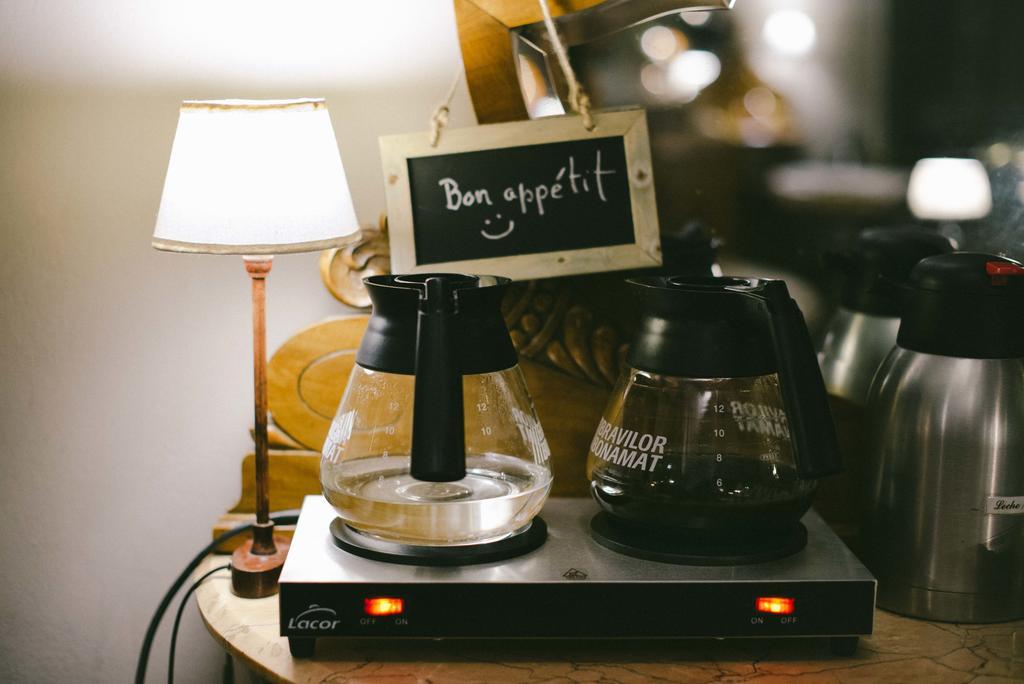 無料のコーヒーポット Photo by Booking.Com