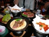 2008/08/10 上高地 夕飯v