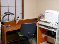 2008/12/07 お裁縫作業台