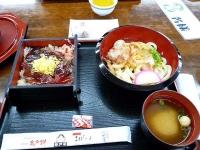 2009/02/18 伊勢旅行 てこね寿司&伊勢うどん