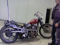 6−3と、これはどなたのバイクだろう?(ごめんなさい)