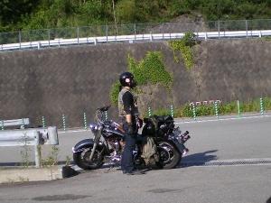 センちゃんとバイク