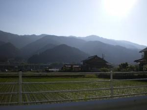 山、かっこいい。