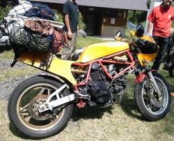 ガンジーさんバイク(092)