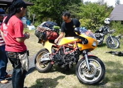 ガンジーさんバイク(091)