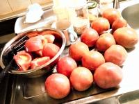 トマトがいっぱい!