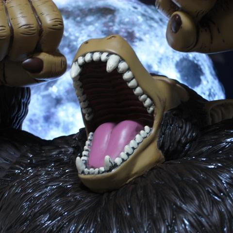 ドラゴンボールの大猿変化♪