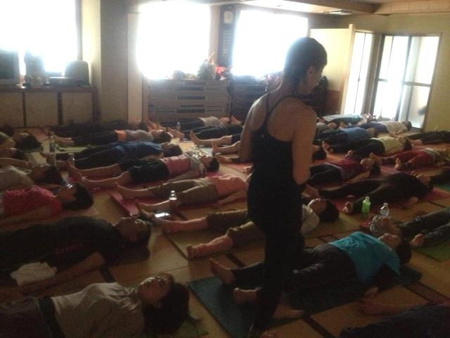 studio103 yogapeace 2013