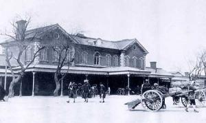 初代大阪駅