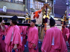 天神祭 2008