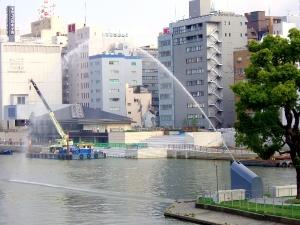 水都大阪2009 中之島公園