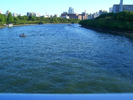 桜宮橋(銀橋)