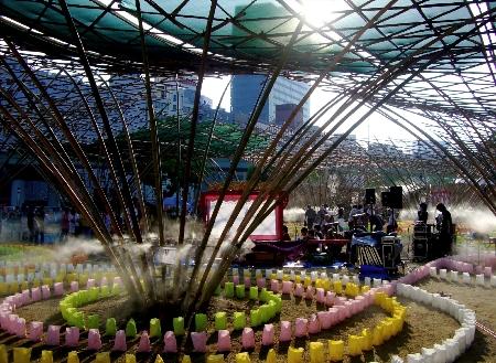 水都大阪2009 中之島公園会場