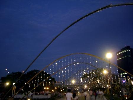 水都大阪2009 ライトアップ