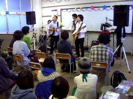 題名のない文化祭 旧北天満小学校