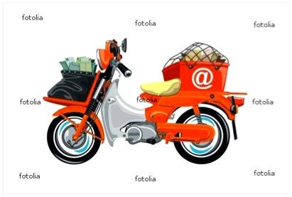 E-mail-配達