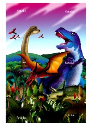 恐竜 イラスト