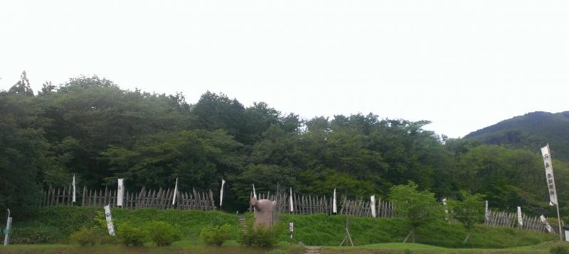 島左近 陣地跡